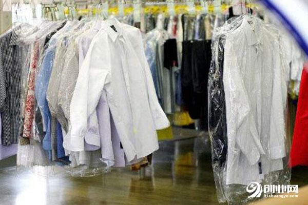 中山洗衣设备加盟要多少钱?选择空间巨大