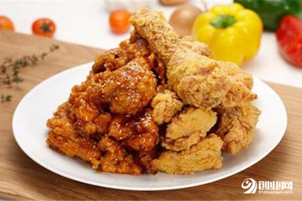 泉州炸鸡店加盟流程,让你走向致富的道路