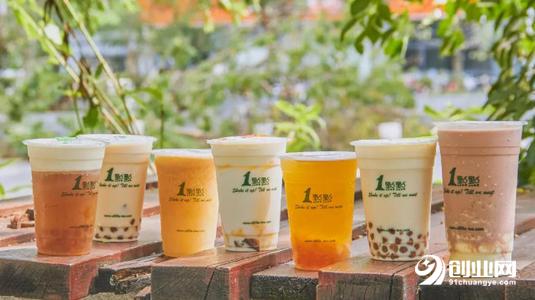 创业者投资加盟一家奶茶店大概需要多少钱?