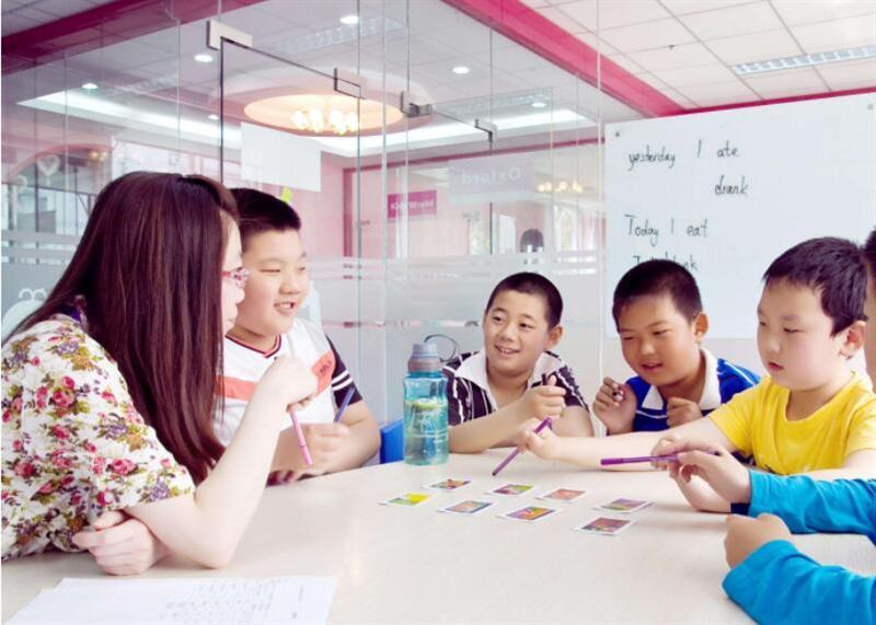 英语教育加盟机构是教育市场的龙头