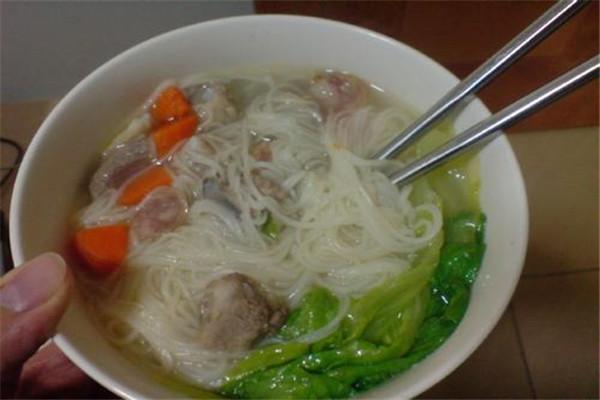 柳州明桂米粉加盟流程是什么