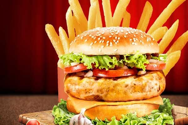 汉堡店有的赚吗