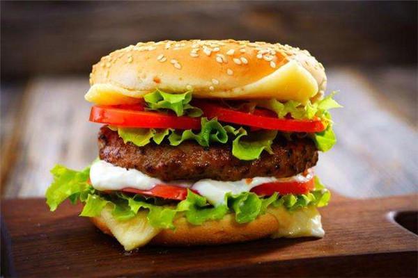 汉堡店加盟费大概多少钱