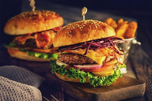 开一家汉堡店大概要多少钱