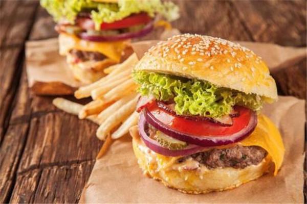 加盟汉堡店哪个品牌好