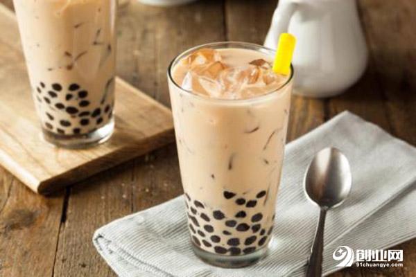 上海奶茶店加盟哪家好?加盟奶茶靠谱吗?