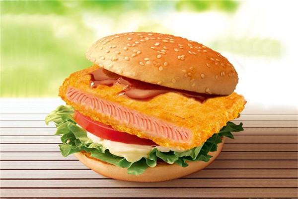 炸鸡汉堡加盟费多少钱