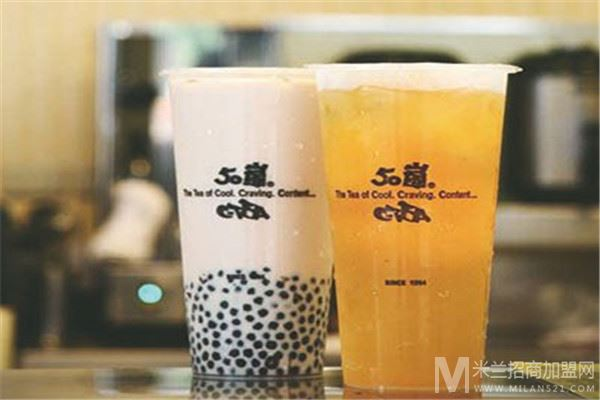 50岚奶茶加盟