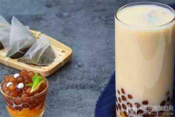茶语奶茶加盟
