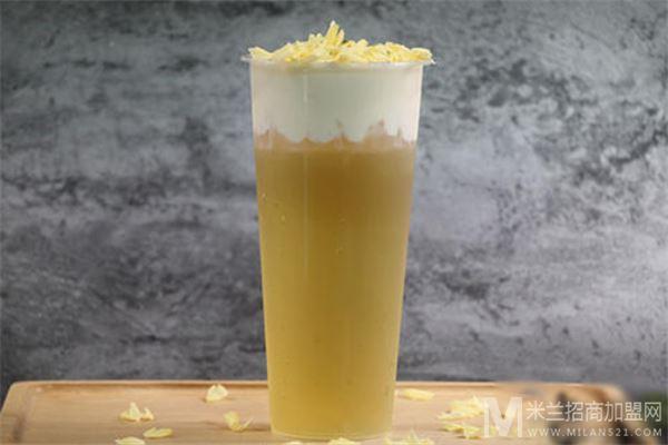沙咕碌奶茶加盟