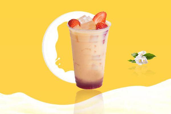 优浓奶茶加盟