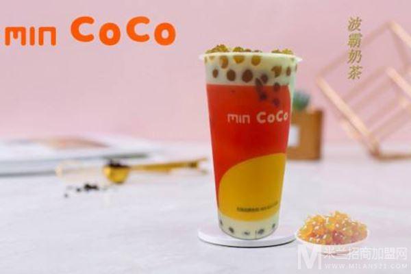 MinCOCO奶茶加盟