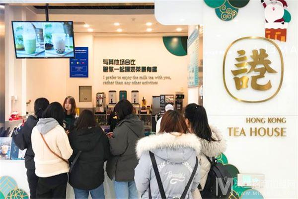 港记茶饮加盟