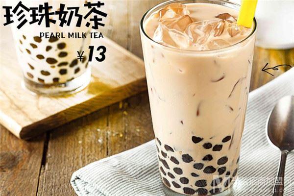 漫香珍珠奶茶加盟