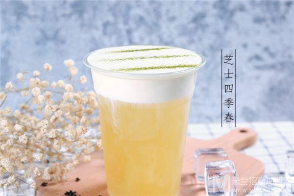 饮得福奶茶加盟