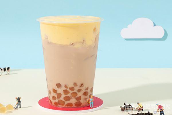 春之物语奶茶加盟