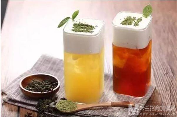 蹦茶茶加盟