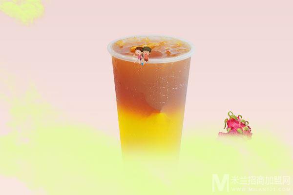 甜糖奶茶加盟