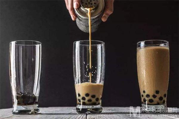 港饮奶茶加盟