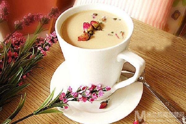 找茶趣奶茶加盟