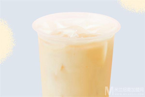 黑旗奶茶加盟