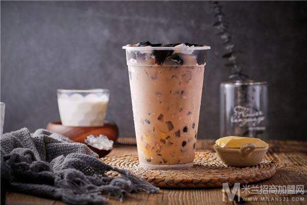 珍珠会所奶茶加盟