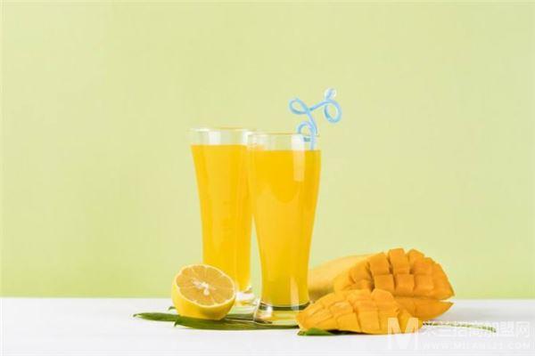 芒果咖奶茶加盟