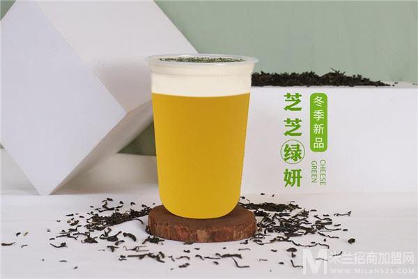 酷茶鲜奶茶加盟