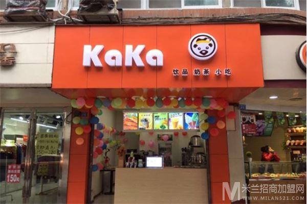 快乐KaKa奶茶加盟