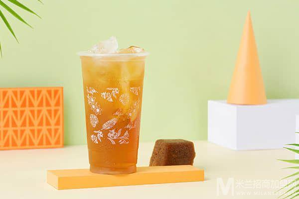 都果奶茶加盟