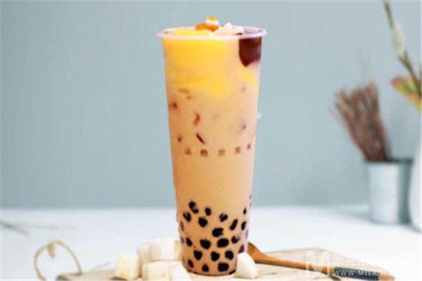 cocn奶茶加盟