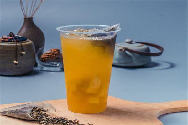 80度奶茶加盟