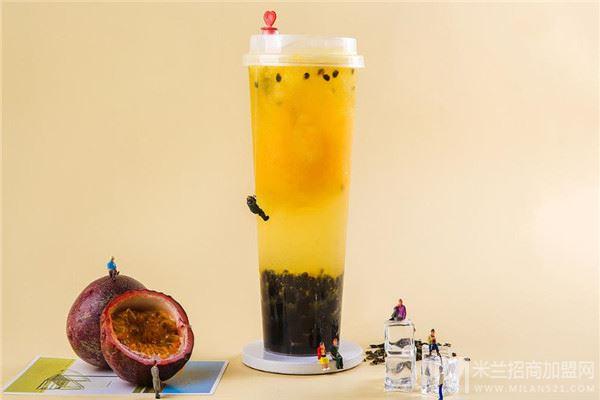 优木优奶茶加盟