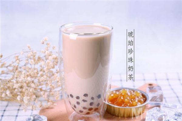 金巴客奶茶加盟