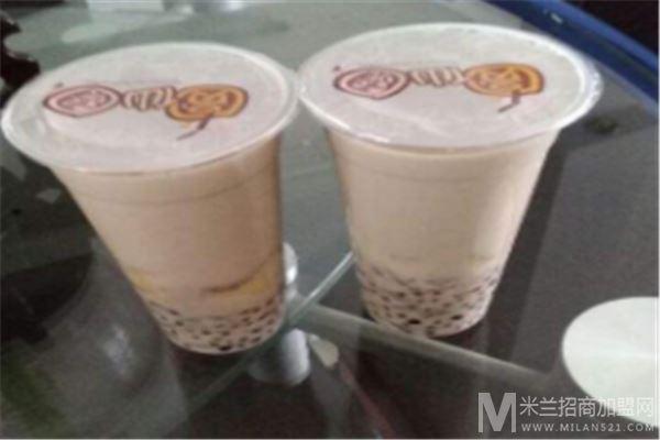 圆仙园奶茶加盟