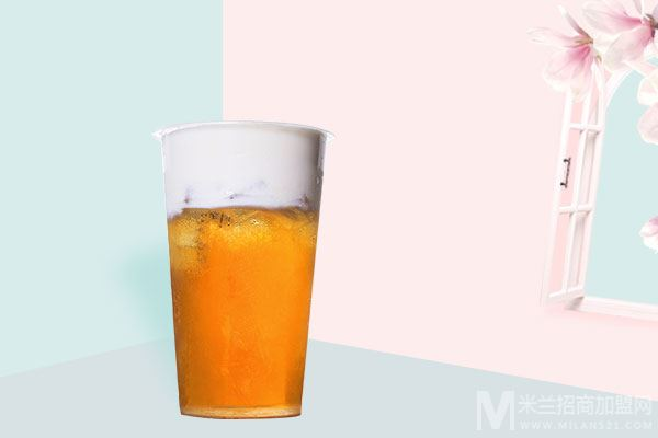 拧茶觉奶茶加盟