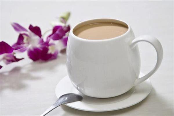 茶座奶茶加盟