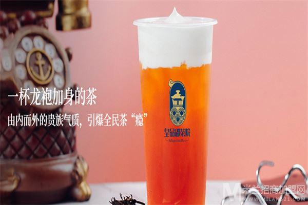 皇品嘟茶院加盟