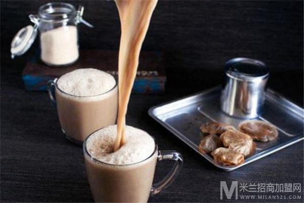 小时代奶茶加盟