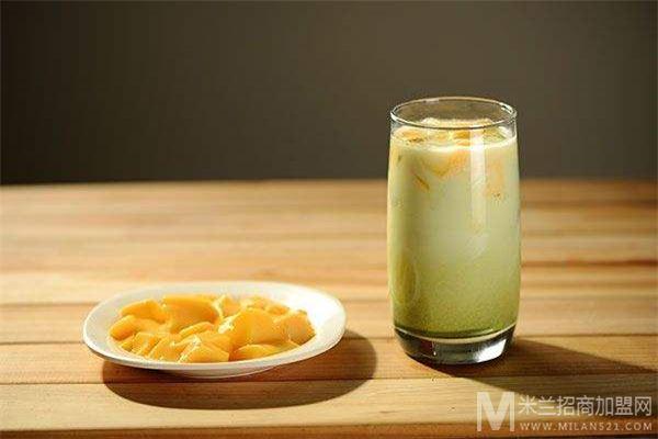 熊猫奶茶店加盟