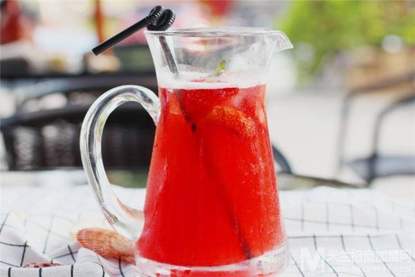 迦密奶茶加盟