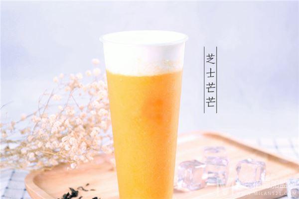 大囍奶茶加盟