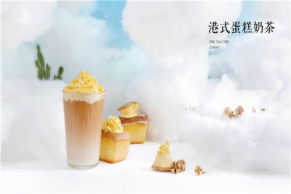 灯泡奶茶加盟