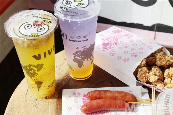 vivi奶茶加盟