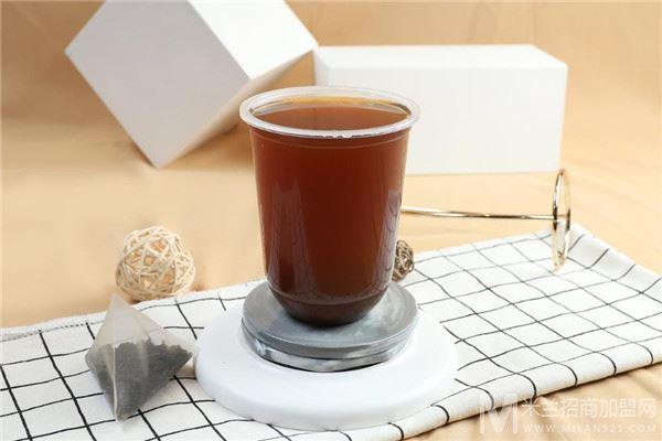 灵感奶茶实验室加盟