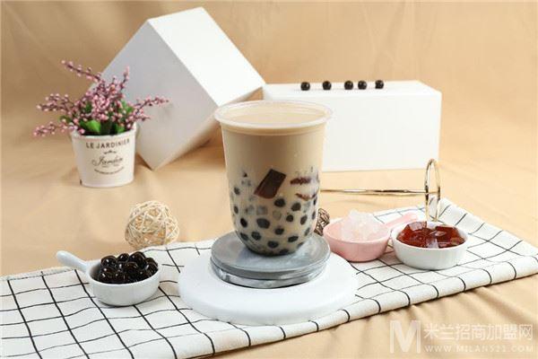 浓香阁奶茶加盟