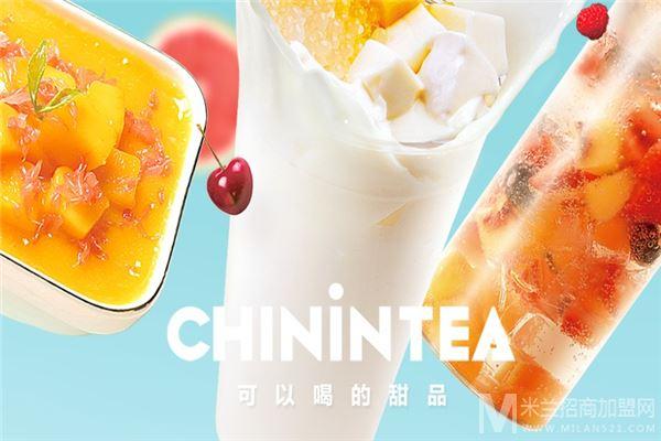 芒青柠奶茶加盟