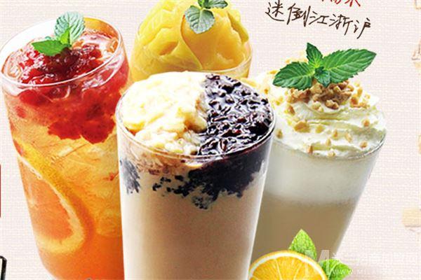 林小媛奶茶加盟