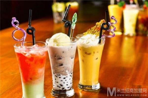 冰雪柠檬奶茶加盟