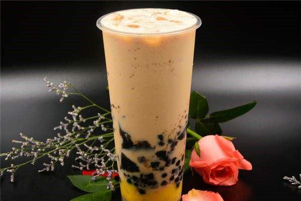 冰果情缘奶茶加盟